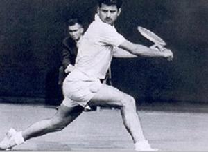Juan Manuel Couder fundador de tenis couder